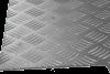 Aluminium traanplaten