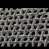 Geweven gaas (gevlochten raster)
