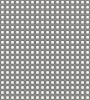 RVS Platen geperforeerd vierkant recht