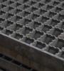 Drukrooster platen MW 30/10, ruw